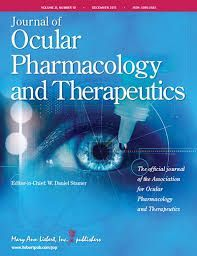MedInsight article in Journal of Ocular Pharmacology and Therapeutics